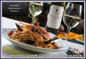 Dafnofillo  Greek Gastronomic Essence