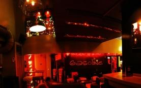 gasoline cafe bar